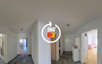 Superbe appartement de 3,5 pièces avec balcon et place de parc