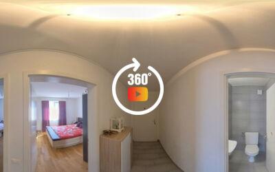 Superbe appartement de 4,5 pièces avec balcon et place de parc