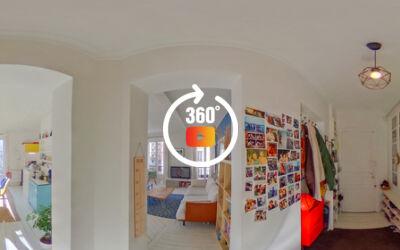 Appartement rue Vicq