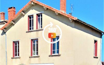 Maison de bourg Trezioux