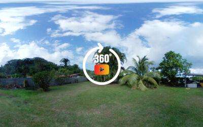 A vendre maison F3 – Terrain 1000m2 à Mataiea (Limite Papara-Proche Marina) – À rénover