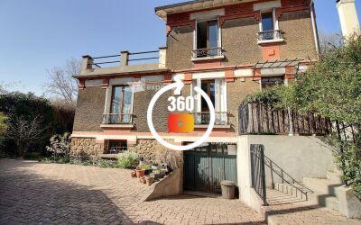 Maison 5 pièces Massy Limite Antony 105 m²