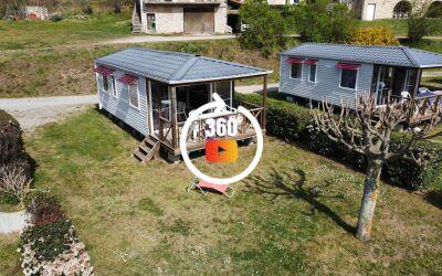 Camping de Bonneval Mobil-Home 1