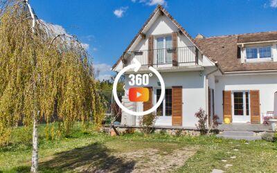maison 110 m²  Orgerus