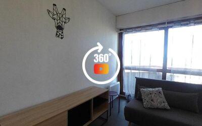 Appartement Rodez 1 pièce -  27.86 m²