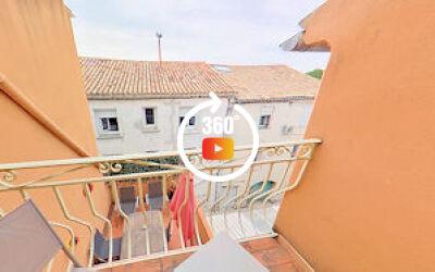 La Pêche cheap 2 bed apartment for long term rent France