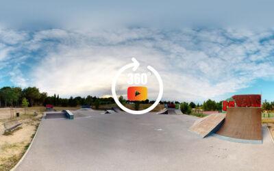 Skatepark Le crès  France